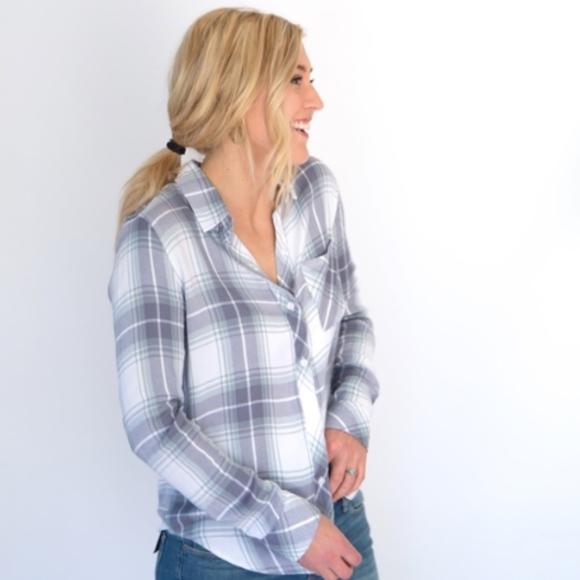 Rails Tops - Rails classic Hunter Button Down Shirt